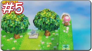 Captain Toad Treasure Tracker Walkthrough Part 5 The Captain Gets Toadnapped!
