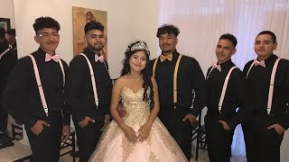 Ashley Camacho Quinceañera Vals | Young and Beautiful | Lopezashx