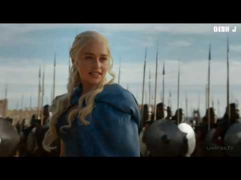 Игра Престолов   Game of Thrones. 3 сезон лучшая подборка! Кровавая свадьба. 18+