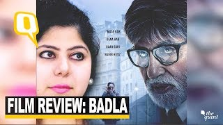 Film Review: Badla | The Quint