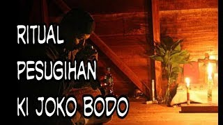 Ritual Pesugihan Lorong Waktu KI JOKO BODO !!