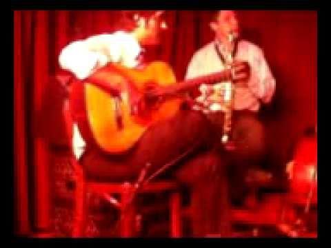 Niño Josele en New York Prueba de Sonido, prensentando su Disco (Española)