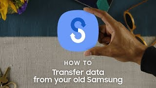 Samsung Galaxy Note10: How to move data from an old Samsung