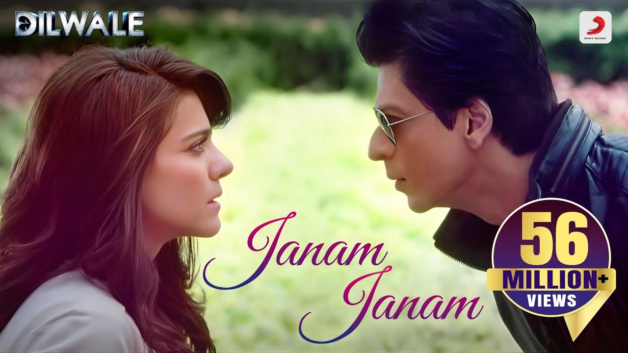 Terjemahan Lirik Lagu Shah Rukh Khan - Janam Janam