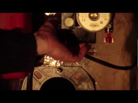Reparar caldera gasoil video tutorial sustitucion for Bomba de calefaccion roca