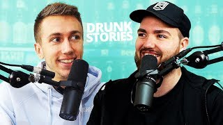 Our MOST EMBARRASSING DRUNK Stories! (What's Good Podcast)