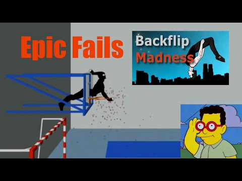 Backflip Madness Android Полная Версия