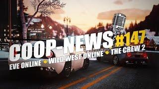 Coop-News #147 / В EVE Online устроили засаду на корабль стоимостью в 6000$, Анонс Far Cry 5 и The Crew