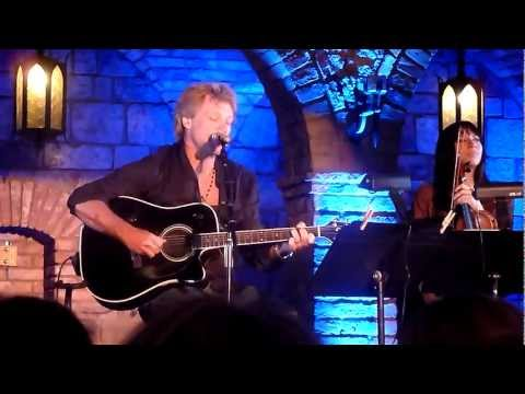 The Fighter New song Jon Bon Jovi live...