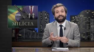 GREG NEWS   MILÍCIA