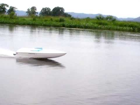 twin engine rc boat