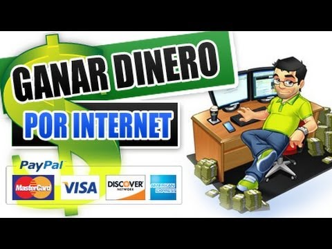 COMO GANAR DINERO POR INTERNET en cualquier pais, facil y rapido, 100% seguro - completo 2014
