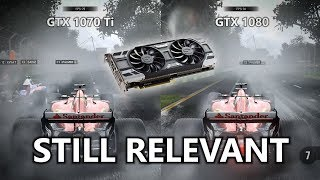 Don't Ignore the GTX 1080 & 1070 Ti!