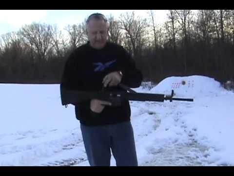 Colt M16 22lr