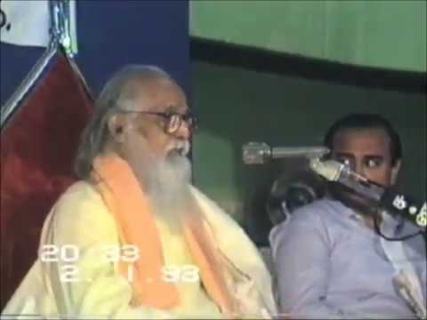Yogiraj Shri Vethathiri Maharishi-3 3 Ulaga Amaithi Speech(world Peace) From Palani - 2-1-1993 9 10 video