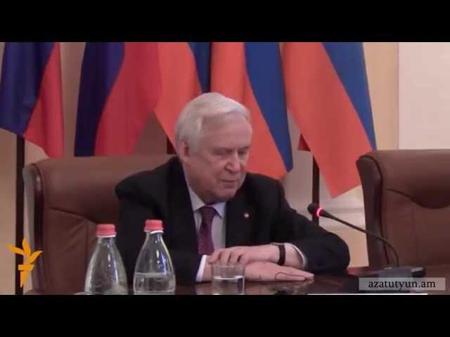 Ռիժկով․ «Եթե Ղարաբաղը հայկական կլինի, այն նույնպես կարող է դառնալ ԵՏՄ-ի անդամ»