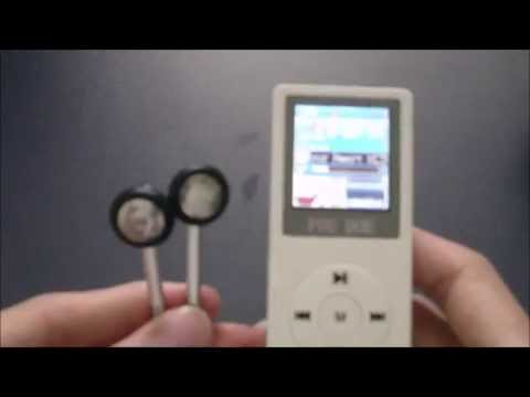 Chinese MP3/4 Player (Ipod Knockoff)