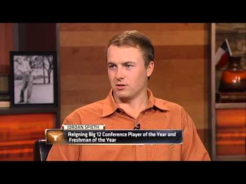 Jordan Spieth discusses his decision to turn pro [Dec. 14, 2012]