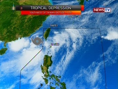 BT Weather update as of 1205 p.m. June 14, 2018