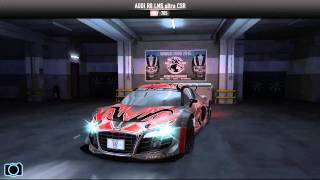 CSR Racing Audi R8 LMS Ultra CSR (PRO) SEASON 42 RESULTS
