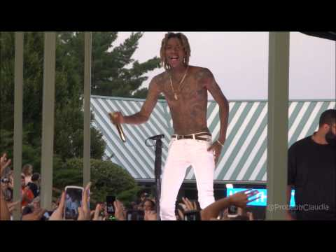Taylor Gang - Wiz Khalifa LIVE from Detroit 2015