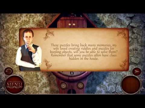 Mystery Manor - A Point & Click Adventure (Walkthrough)