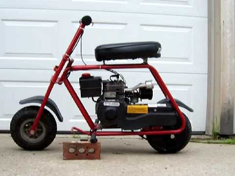 Craigslist Kansas City Gasoline Bikes Manco mini bike for sale on KC