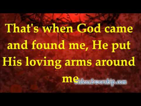 Deitrick Haddon - Raining Red - Lyrics - RED Album 2013