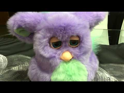 Funky Furby Emototronic Review!!!