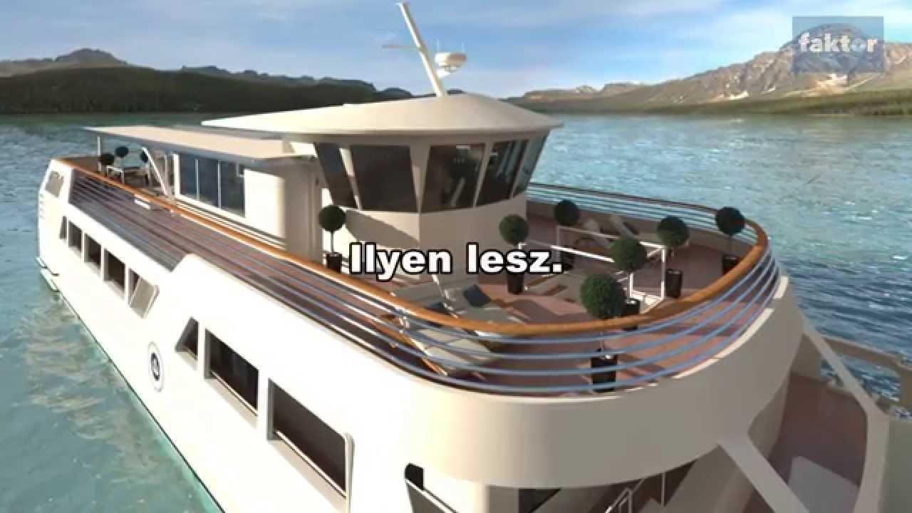 Épül a Balaton első akadálymentesített hajója