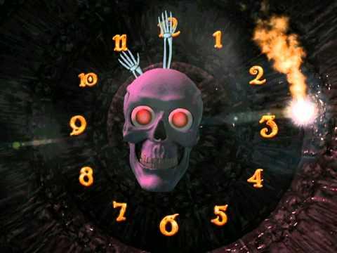 Abominable Skull Clock HD for iPad thumbnail