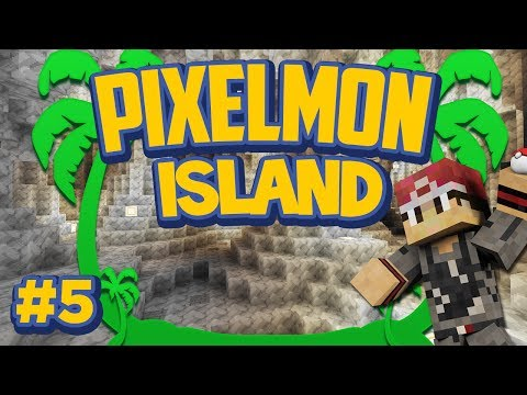 Pixelmon Island Special Mini-Series! Episode 5 - Insane Pokemon Training
