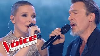 Download Lagu A Great Big World – Say Something   Anne Sila et Florent Pagny   The Voice France 2015   Finale Gratis STAFABAND