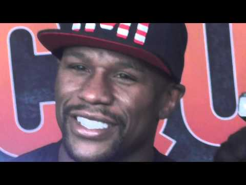 floyd mayweather vs manny pacquiao full long interview with floyd EsNews