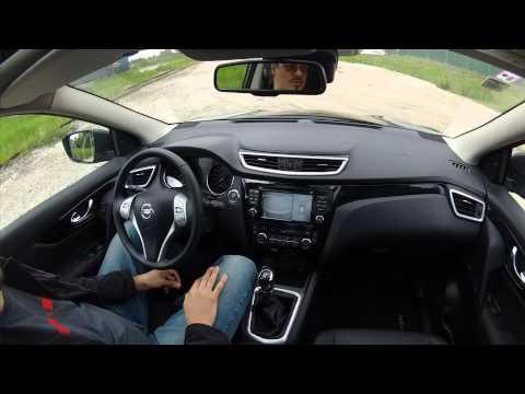 Nissan Qashqai Tekna 1.6 dci - test