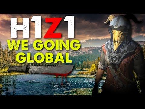 H1Z1 - GLOBAL SERVERS - EU SERVERS ARE BROKEN!