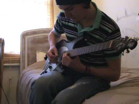 Vinnie Moore`s `Echoes` cover