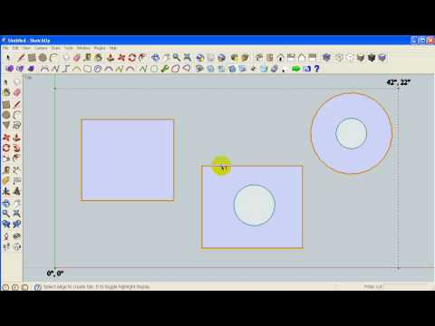 Phlatscript Tutorial (sketchup plugin to generate cnc gcode)