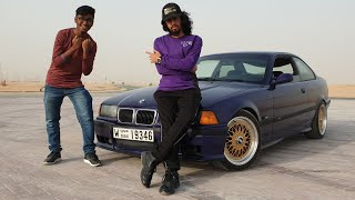 BOUGHT A BMW E36 FOR DRIFTING IN DUBAI