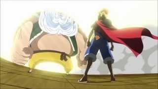 One Piece Epic ost - Dokuro wa Shinnen no Shouchou