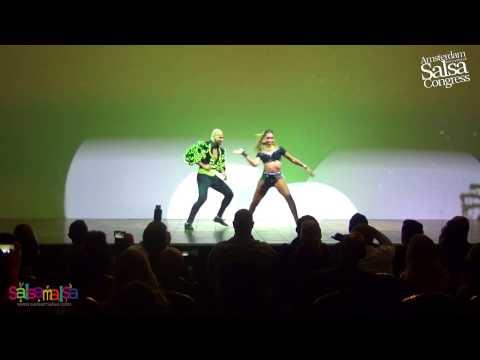 Fadi & Bersy Dance Performance   AISC 2016