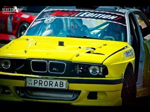 Ukrainian Drift Series Drift Edition Kherson Fabrika Ring 2013