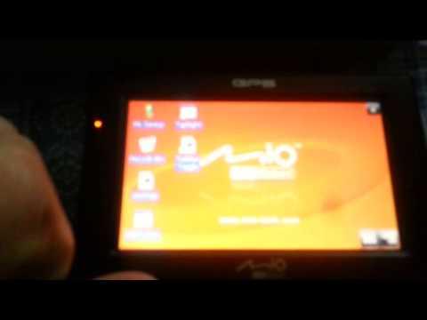 Mio c320b unlock navigation