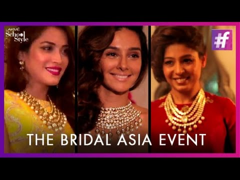Bridal Asia Preview With Falguni & Shane Peacock | #LakmeSchoolOfStyle