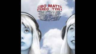 Watch Cibo Matto Flowers video