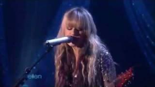download lagu Orianthi Performs According To You Live On Ellen Degeneres gratis