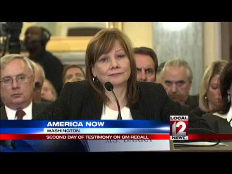 Lawmakers accuse GM of possible criminal cover-up