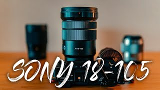 Sony 18-105 F4 Review - If You Could Only Have ONE Lens...