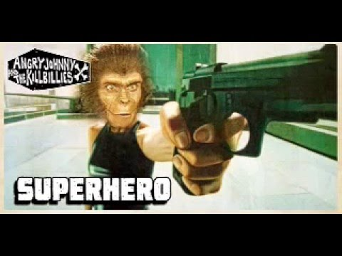 Angry Johnny And The Killbillies - Funny Thing About Heroes