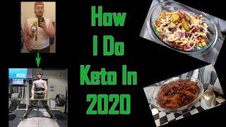 How I'm Doing The Keto Diet In 2020 | The Black Sheep Keto Method